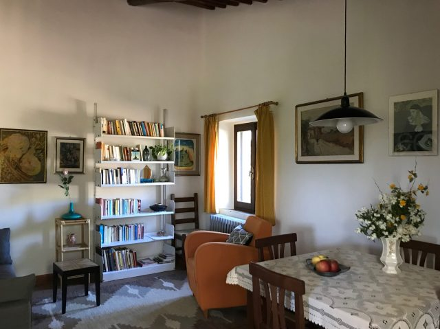 Living Room in Casa Desiderio